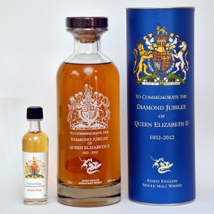 English Whisky Co. Diamond Jubilee